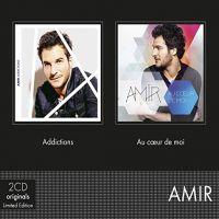 Cover Amir [FR] - Addictions / Au cœur de moi